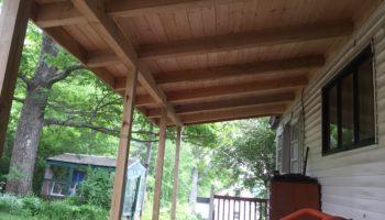 Amherst Porch Under